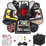 Baozun Überraschungsbox Kreative Explosionsbox DIY Geschenk Scrapbook und Foto-Album Geschenkbox als Geburtstagsgeschenk