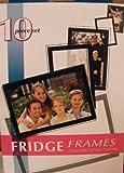 Fridge Frames 10 Piece Set Magnetic Photo Frames
