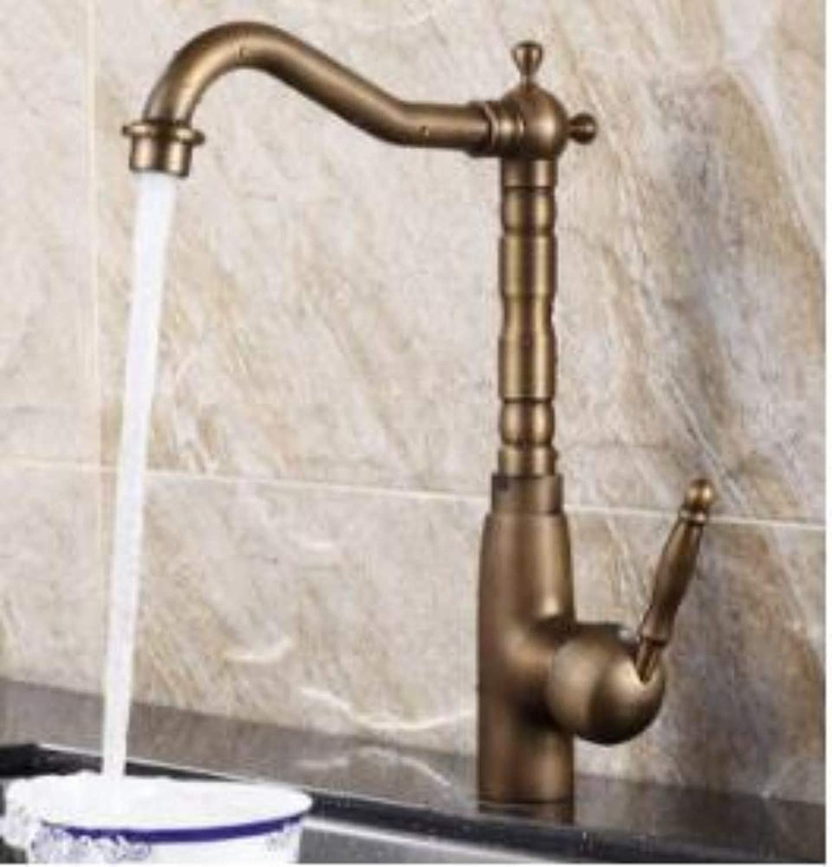 Kitchen Faucet Sink Faucet Antique Bronze Brass Faucet Sink Faucet