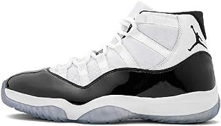 Air Jordan 11 XI Retro Basketball Shoes AJ11 'Concord' White/Black 378037-100