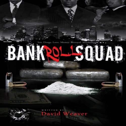 Bankroll Squad audiobook cover art