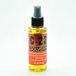 Walker Tape C-22 Solvent Citrus Based, Fast-Acting Cleaner (118 ml)