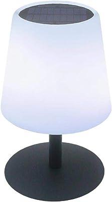 LUMISKY STANDY TINY SOLAR Lámparas de mesa, Blanco