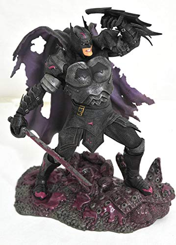 Batman Dark Nights Statue: Metall 23Cm