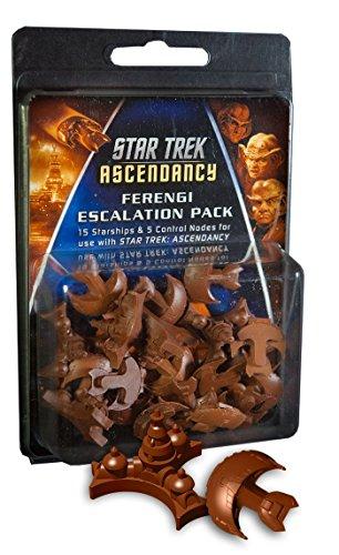 Gale Force Nine ST015 - Star Trek: Ascendancy - Ferengi Ship Pack