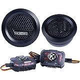 Memphis Audio PRX10 Power Reference Series 1 Inch 50 Watt RMS 100 Watt Peak Power Tweeter Car Audio Speakers