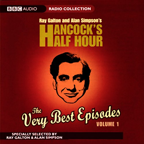 Hancock's Half Hour audiobook cover art