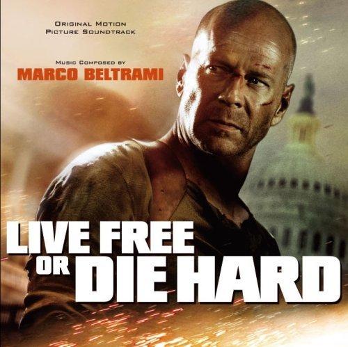 Live Free Or die Hard by Original Soundtrack (2007-07-11)