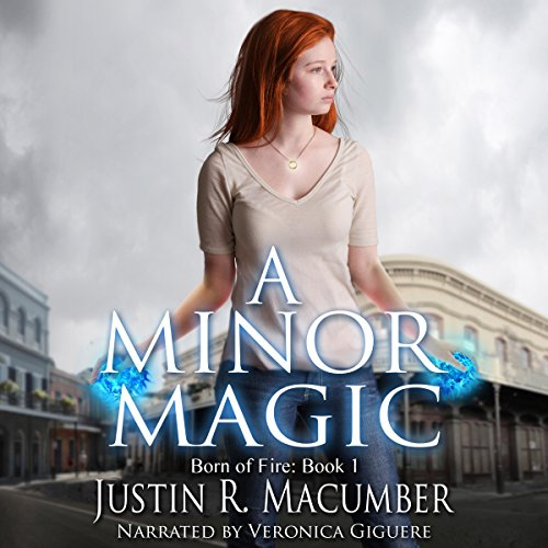 A Minor Magic audiobook cover art