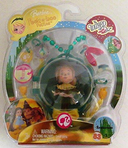 Barbie Peek-a-boo Petites Mago de Oz Espantapájaros #83