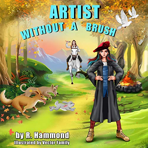 Artist Without a Brush cover art