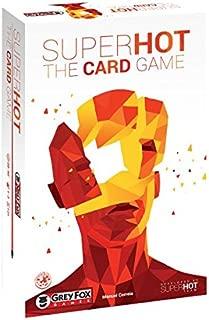 Grey Fox Games Superhot: The Card Game