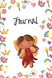 Kawai Fairy Journal: a fun unicorn themed 6 x 9 inch journal