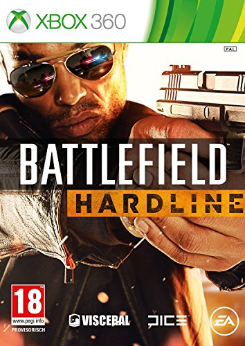Battlefield Hardline Standard [Xbox 360]