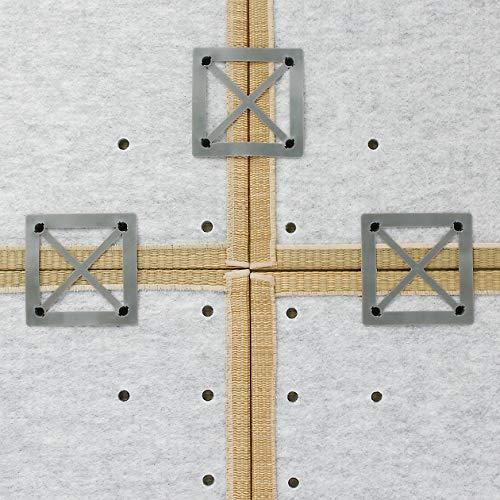 無印良品イ草ユニット畳70×70cm・ジョイント2個付38329367