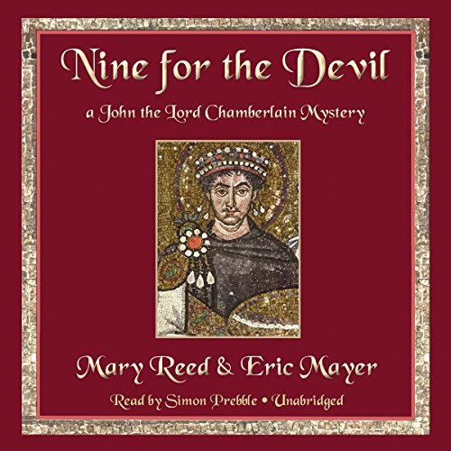 Nine for the Devil cover art