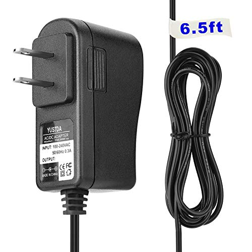 "AC/DC Wall Adapter Power Charger for Naxa NF-501 NF-503 7"" Digital Photo Frame"