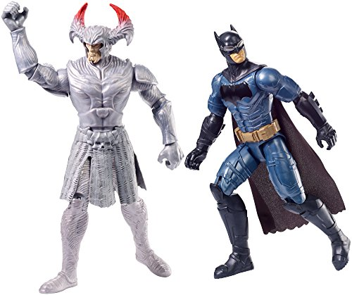 DC Comics Justice League, Steppenwolf vs Batman