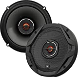 JBL Car GX602 Altoparlante Audio per Auto Coassiale da 6-1/2'', Nero