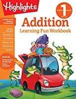 First Grade Addition (Highlights Learning Fun Workbooks)
