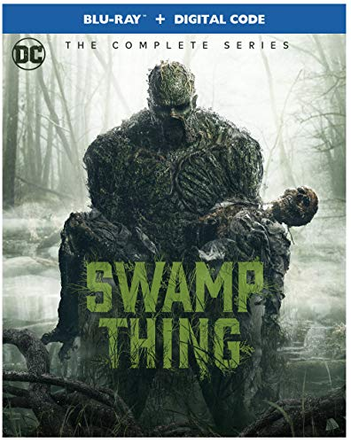 Swamp Thing: The Complete Series (Blu-ray + Digital)