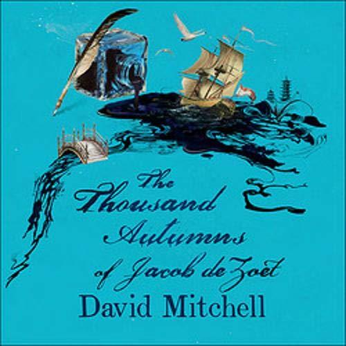 The Thousand Autumns of Jacob de Zoet cover art