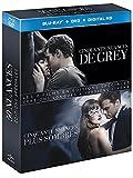 50 Nuances - Coffret : Cinquante Nuances de Grey + Cinquante Nuances Plus Sombre - Édition spéciale - Version longue non censurée [Blu-ray]