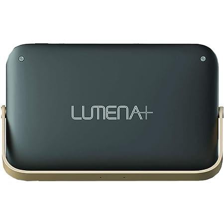 ルーメナー(LUMENA) LEDランタン LUMENAプラス 【明るさ 1800ルーメン】 シックブラック LUMENA+BLK