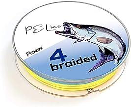 【Provare】PEライン 0.4号 0.6号 0.8号 1号 1.5号 2号 3号 6号 8号 10号 150m 200m 300m 4本編み 日本製ダイニーマ 10mマーカー 釣糸 マルチカラー