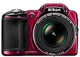 Nikon Coolpix L830 - Cámara compacta de 16.79 MP (Pantalla de 3', Zoom óptico 34x, vídeo Full...