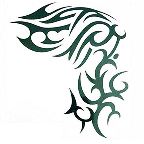 Vovotrade Tatouage temporaire Autocollant Pour Hommes Femmes Waterproof Transfert Tatouage de papier faux tatouage