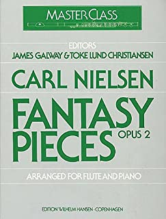 Fantasy Pieces Op. 2: Flute and Piano (Master Class)