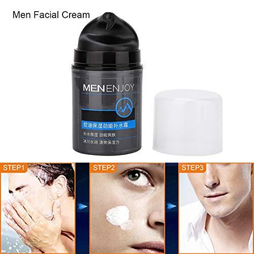Rotekt 50 ML Men Oil Control Crema Facial Hidratante Loción Facial Reafirmante Crema de Cuidado de la Piel