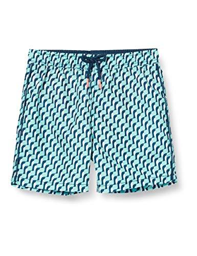 ESPRIT wear Jungen Belo Bay MB  leger Boardshorts, 390,  128/134