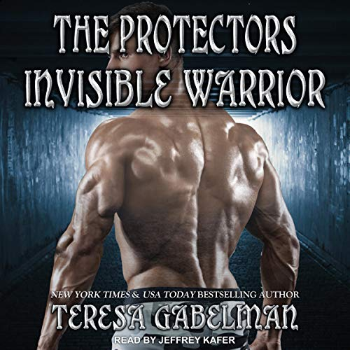 Invisible Warrior audiobook cover art