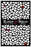 Personalized Wedding Guestbook Alternative...
