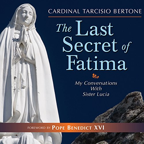 The Last Secret of Fatima audiobook cover art