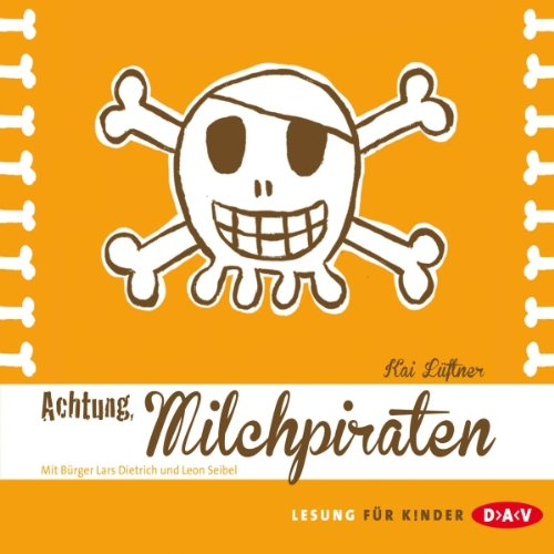 Achtung, Milchpiraten cover art