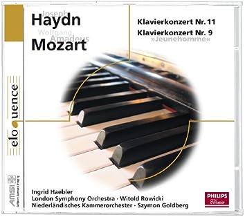 Mozart-/Haydn-Klavierkonzerte (Eloquence)