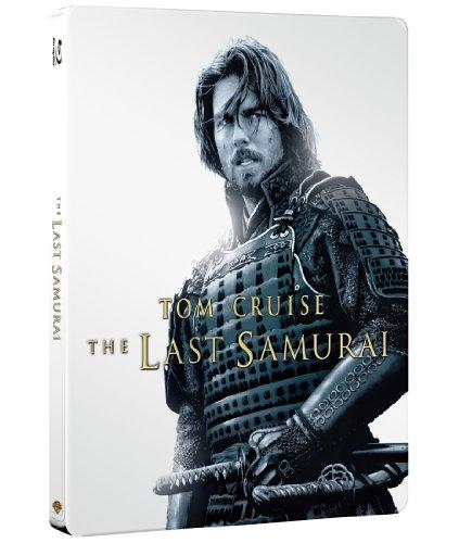 【数量限定生産】ラスト サムライ ブルーレイ版スチールブック仕様 [Blu-ray]