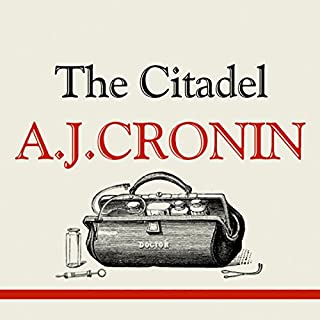The Citadel audiobook cover art