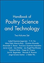 Handbook of Poultry Science and Technology, Set