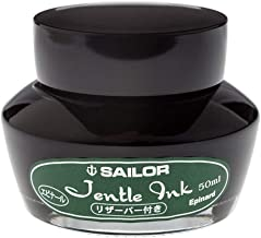 Sailor, Jentle Ink, 50ml Bottle, Epinard, 139171260