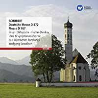 Schubert: Deutsche Messe D 872 / Messe D 167 (2013-01-08)