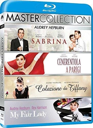 Audrey Hepburn Collection (4 Blu-Ray)