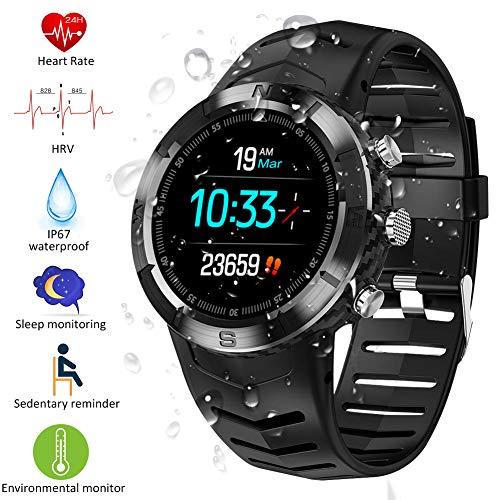 Padgene Reloj Inteligente IP67 Impermeable Bluetooth