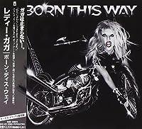 BORN THIS WAY +bonus(regular-price) by LADY GAGA (2011-05-23)