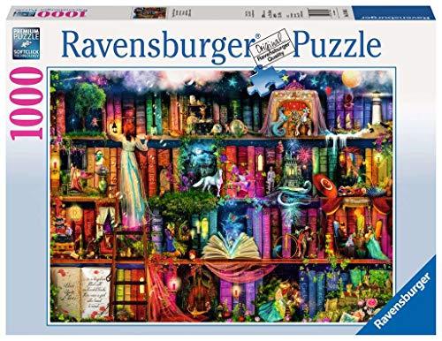 Ravensburger Puzzle 19684 - Magische Märchenstunde - 1000 Teile
