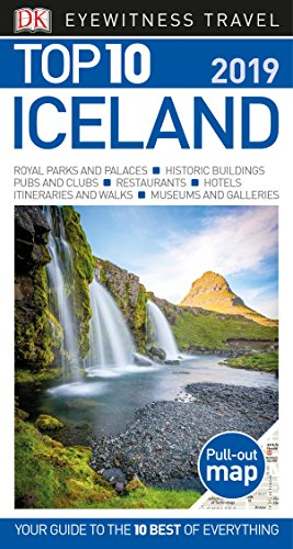 DK Eyewitness Top 10 Iceland (Pocket Travel Guide)