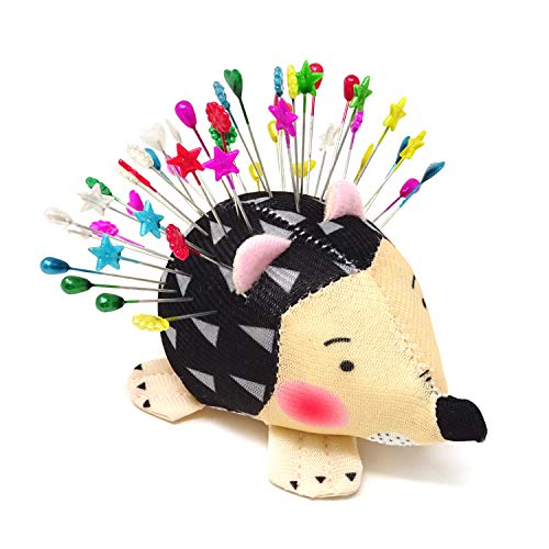 Honbay Hedgehog Shape Pin Cushion